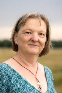 Helga Brinkmann, Yogalehrerin, Berlin